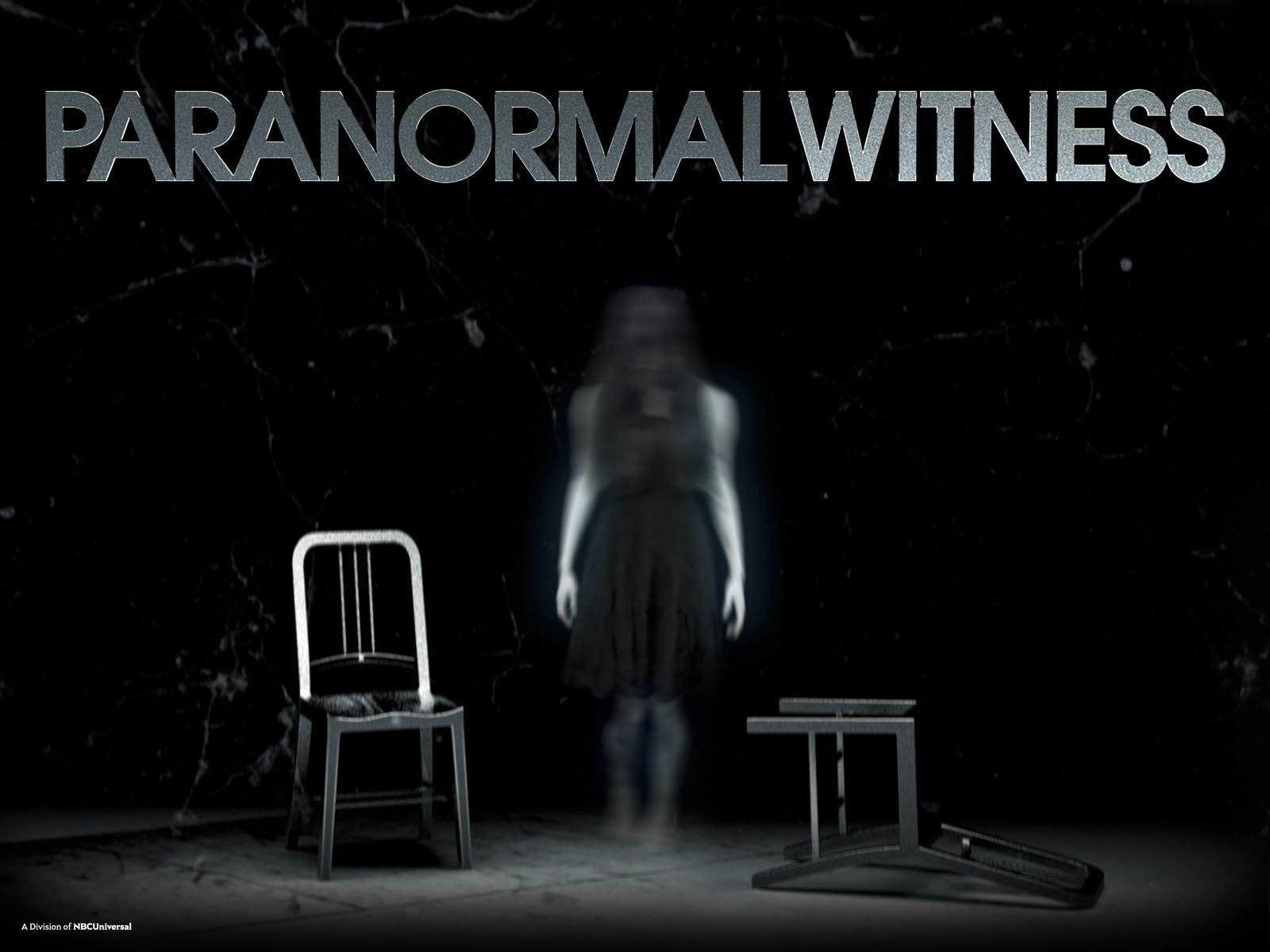 Paranormal Witness Stream